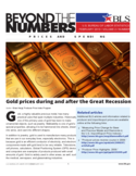 Gold prices during and after the Great Recession Free Download