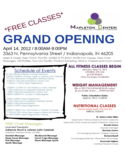 Grand Opening Flyer Template Free Download