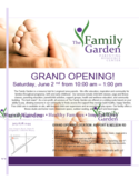 Grand Opening Flyer Template Sample Free Download