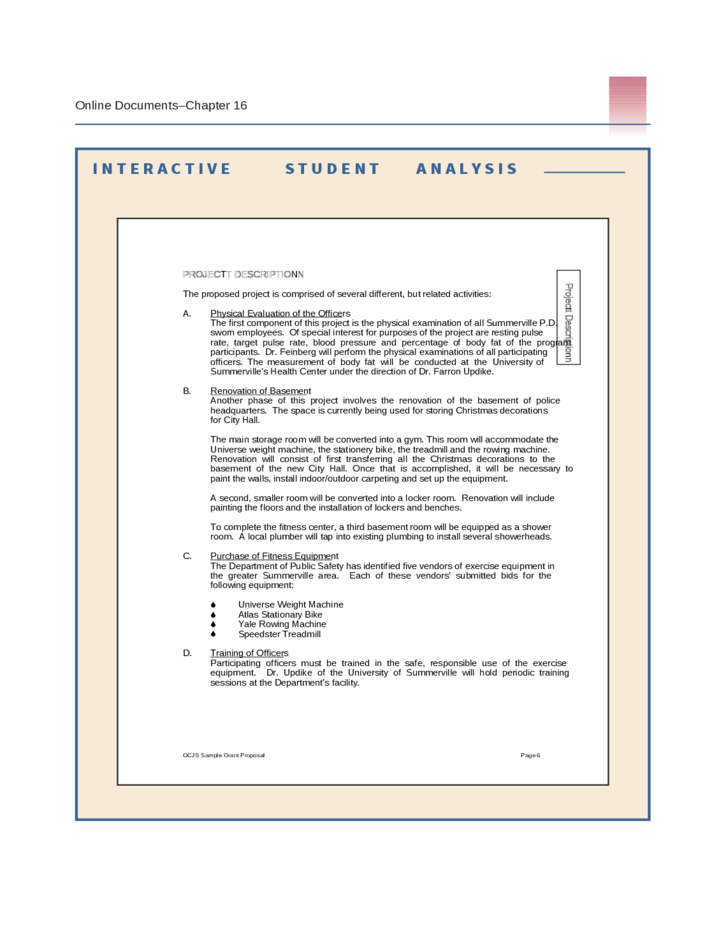 grant proposal definition 1 writing grant proposals summary guidelines adapted from the foundation center's the guide to proposal writing before you start, your organization needs to have:.