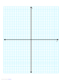 Axis Graph Paper 0.25 Inch Free Download