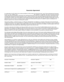 Guarantor Agreement - Campus Hill Free Download
