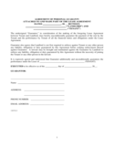 AGREEMENT OF PERSONAL GUARANTY Free Download