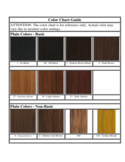 Hair Color Chart Guide Free Download