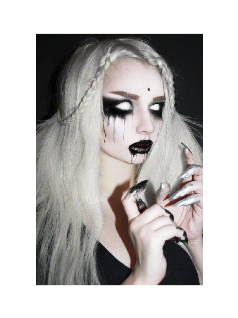 Halloween Makeup Ideas Sample Free Download