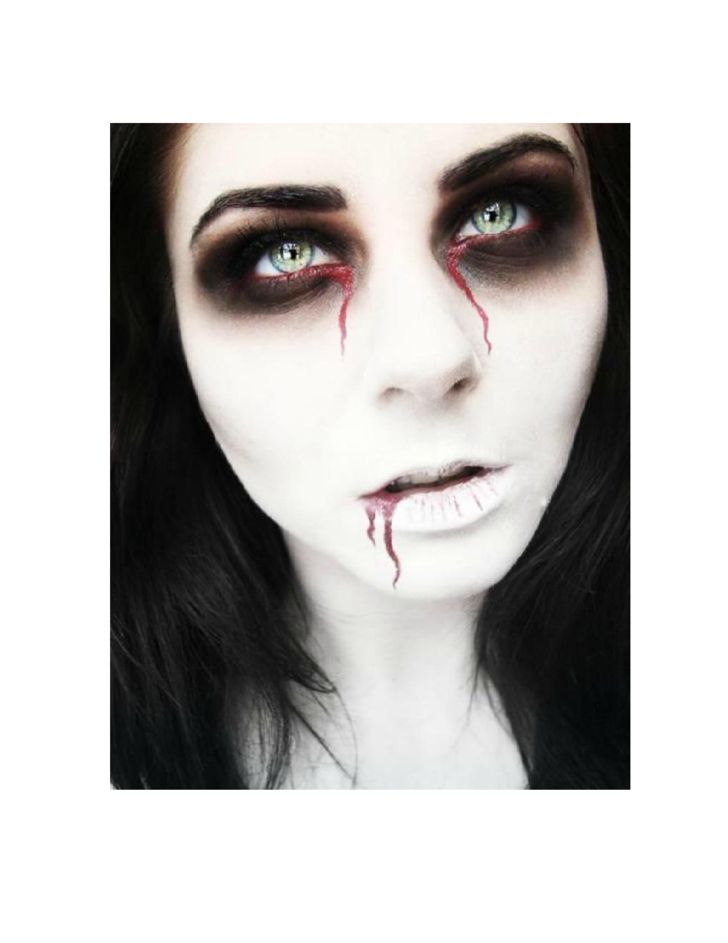 Halloween Makeup Ideas Example