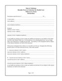 Durable Power of Attorney for Health Care - Alabama Free Download