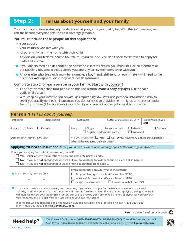 Health insurance form california free download 4 health insurance form california solutioingenieria Choice Image