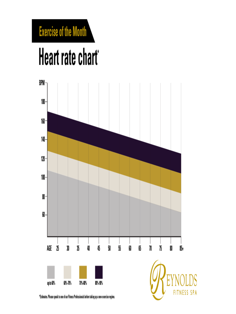 Basic Heart Rate Chart Free Download