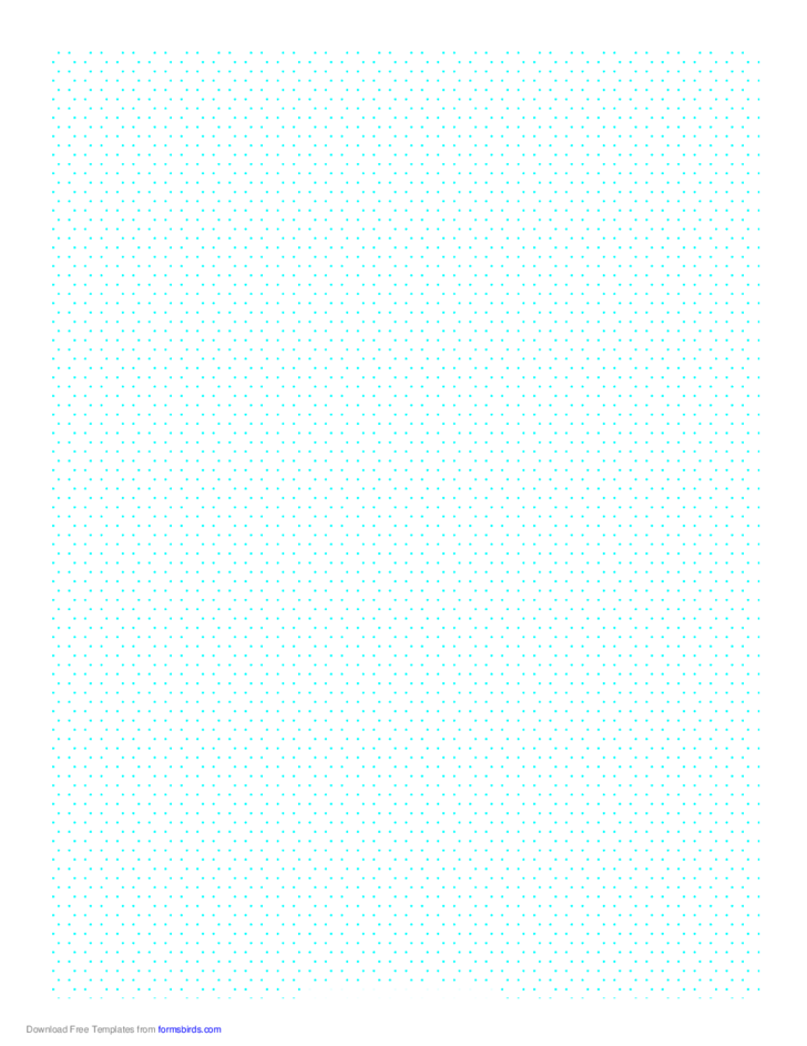 Hexagon Graph Paper with Half-cm Spacing on Letter-Sized Paper