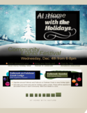 Holiday Flyer Event Sample Free Download