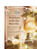 Holiday Gold Flyer Free Download