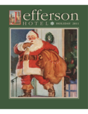 Holiday Newsletter - Jefferson Hotel Free Download