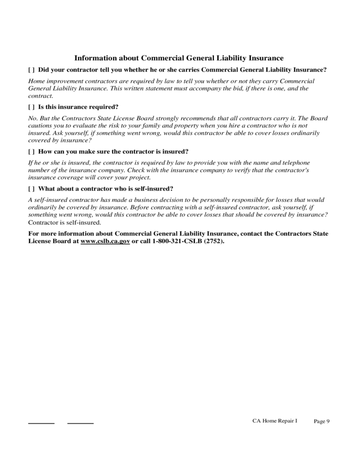 Home improvement contract sample free download 9 home improvement contract sample spiritdancerdesigns Gallery