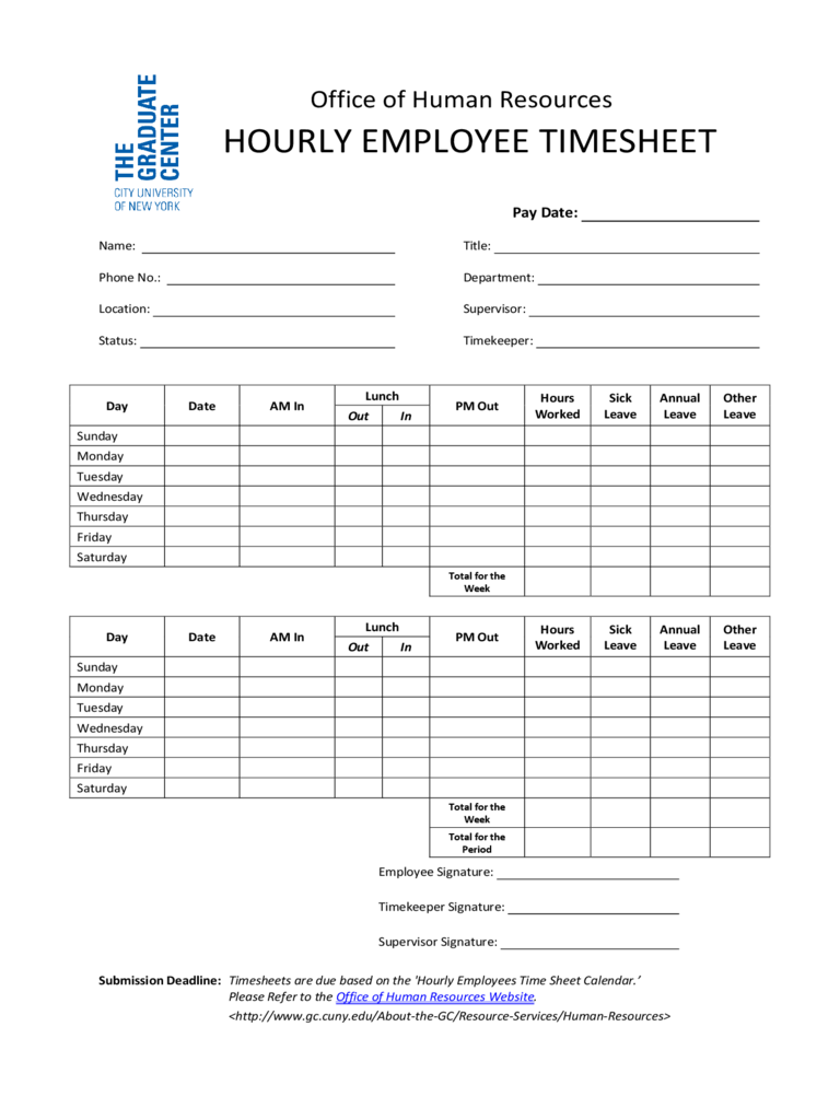 Hourly Timesheet Template 2 Free Templates In Pdf Word