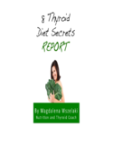 8 Thyroid Diet Secrets Report Free Download