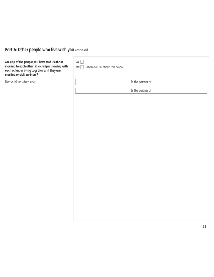 income support application form pdf