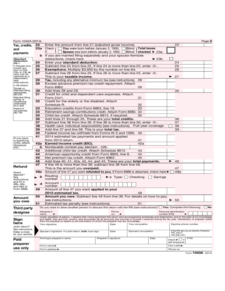 Income Tax Forms | hairstylegalleries.com
