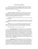 Investment Agreement Free Download