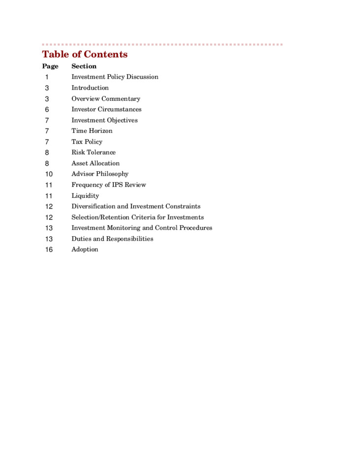 statement of investment policies procedures 2014 York university pension fund statement of investment policies & procedures page 4 december 2015 section iv − asset classes eligible for investment 41 from time to time, and subject to this policy, the fund may invest in any or all.