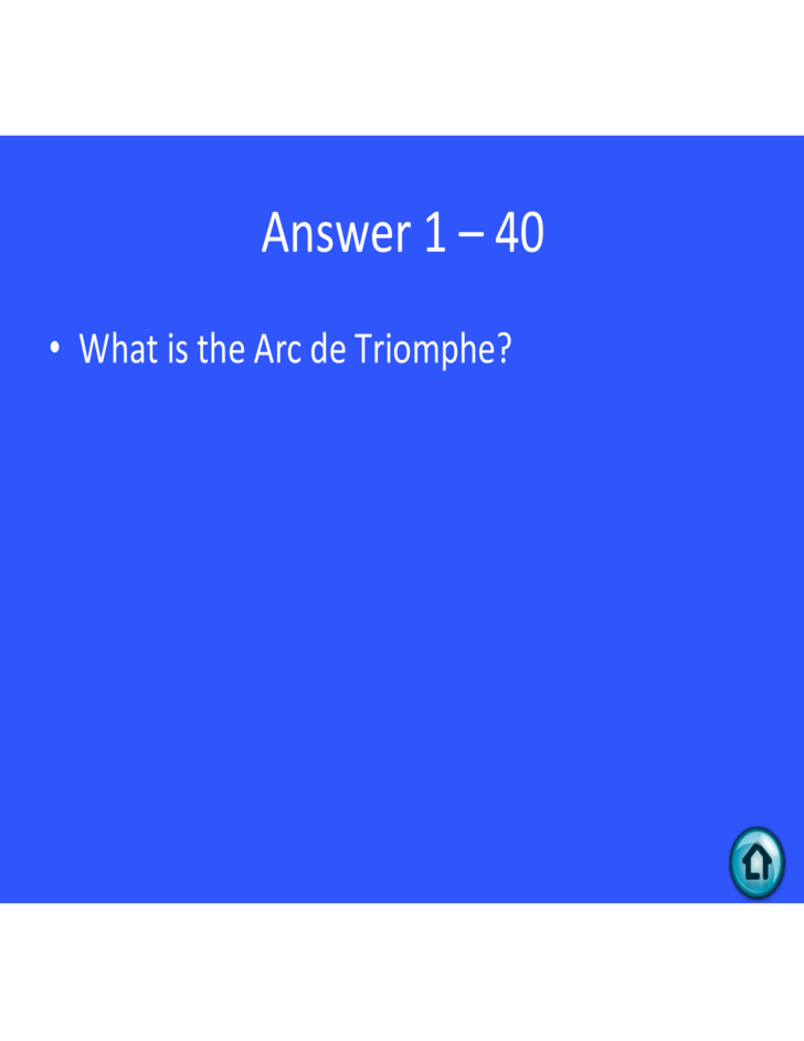 how to make jeopardy powerpoint template