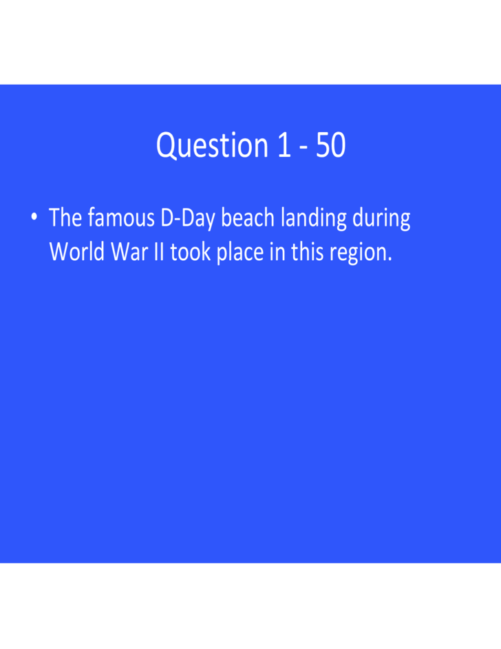 Modern Sample Jeopardy Powerpoint Festooning - Administrative ...