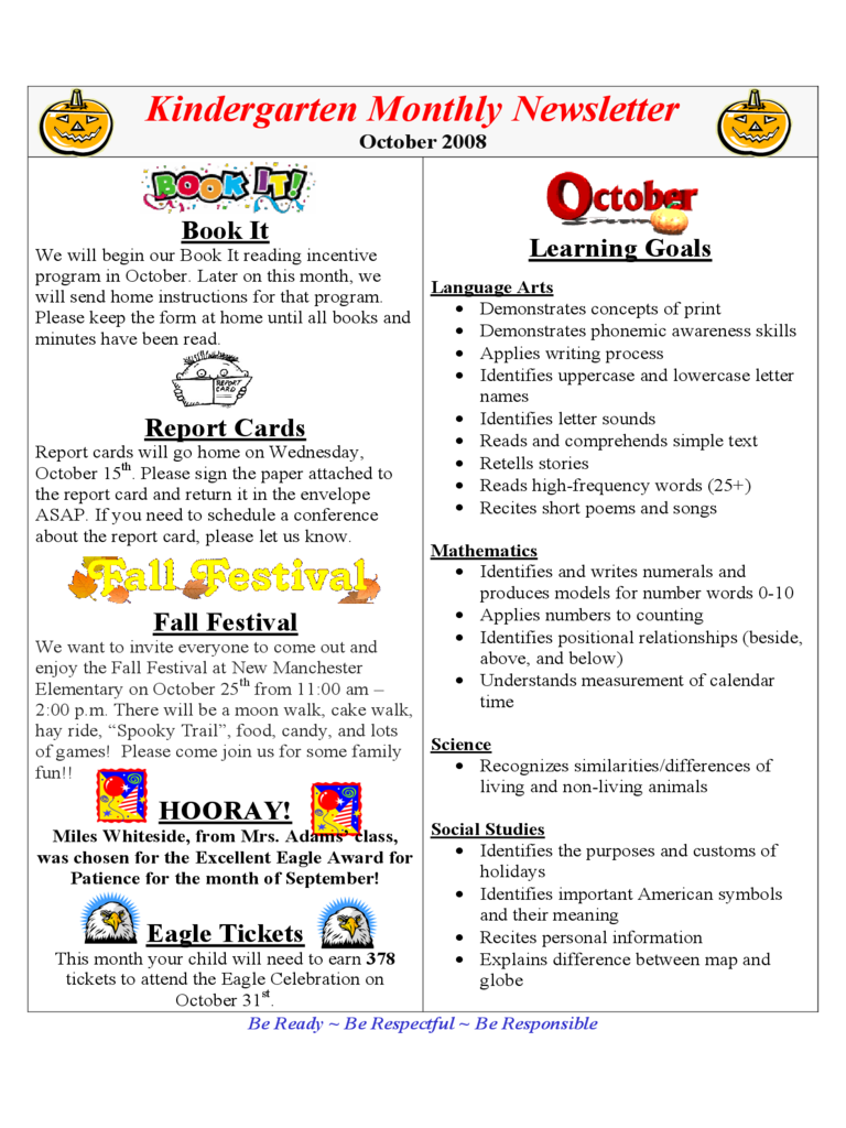 kindergarten-monthly-newsletter-d1  Page Newsletter Template For Word on 4 on a page template, 12 page newsletter template, 4 page booklet template, 4 page logo, 4 page newspaper template, 4 page poster template, 4 page book template, 4 page program template, 1 page newsletter template, 4 page brochure, 4 page flyer template, 4 page menu template, 20 page newsletter template, 3 page newsletter template,