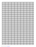 Knitting Graph (Portrait) Free Download