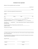 Extension of Lease Agreement Free Download