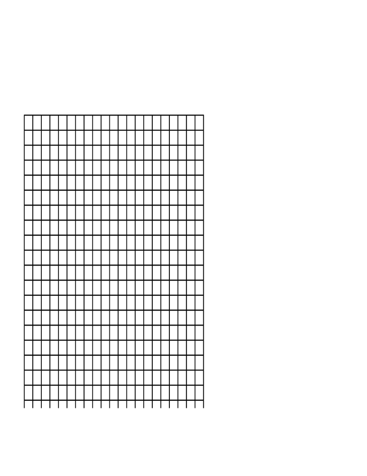 Examples of Lined Paper Template