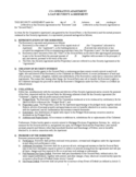 Co-Operative Apartment Loan Security Agreement Free Download