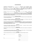 Location Release Form - University of North Carolina Free Download