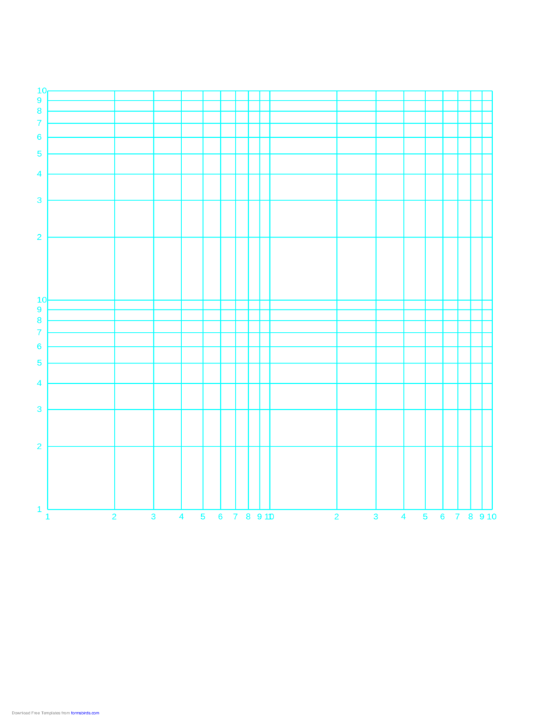 logarithmic graph paper 131 free templates in pdf word