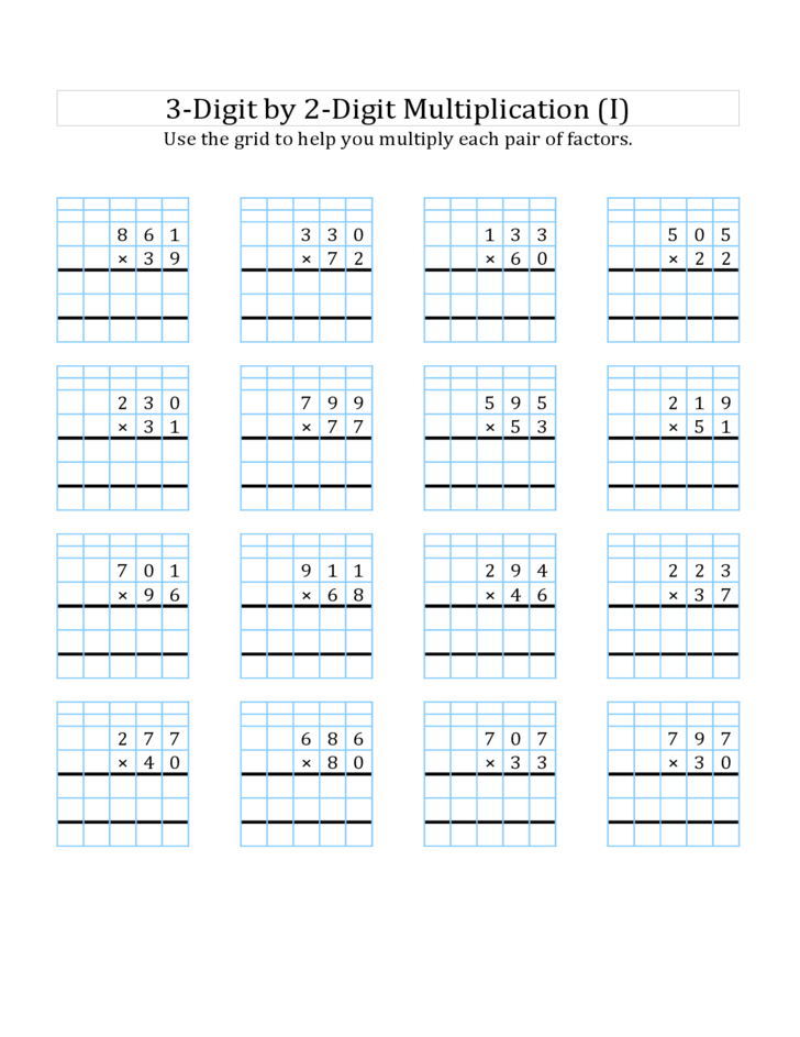 Multiplication Grid Worksheets 8 times table – Multiplication Grid Worksheet Ks2