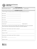 Manufactured Home Bill of Sale Form - Oregon Free Download