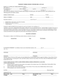 Mobile Home Uniform Bill of Sale - Vermont Free Download