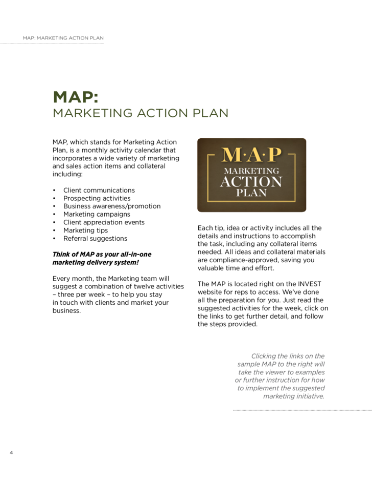 Marketing brochure template free download for Marketing brochure templates free