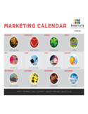 Marketing Calendar Sample Free Download