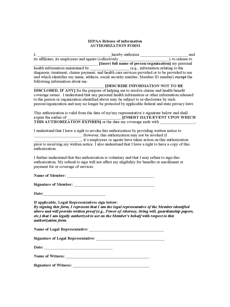 hipaa-authorization-sample-form-d1  K Letter Templates on banking letter templates, human resources letter templates, employment letter templates, workers compensation letter templates, travel letter templates, holiday letter templates, pto letter templates, life letter templates, real estate letter templates, payroll letter templates, credit letter templates, medical letter templates, money letter templates, health insurance letter templates, salary letter templates, mortgage letter templates, dental letter templates, education letter templates,