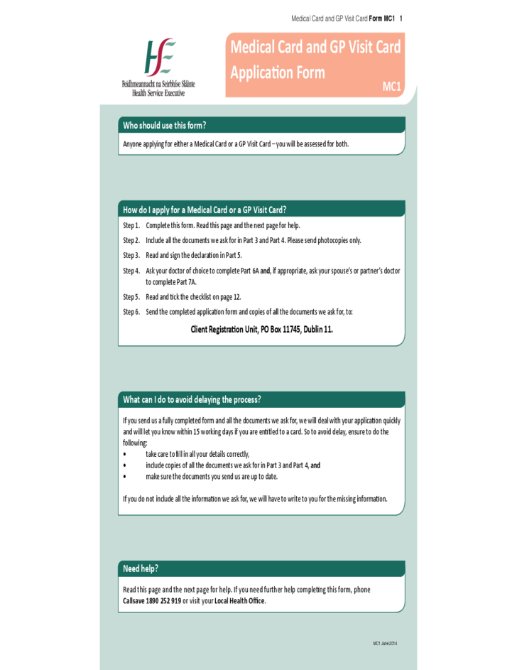 medical-card-and-gp-visit-card-application-form-dublin-l1 Power Of Attorney Form Ireland on easement form, contract form, power of appointment form, acknowledgment form,