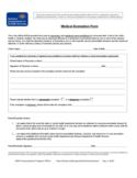 Medical Exemption Form - Arizona Free Download