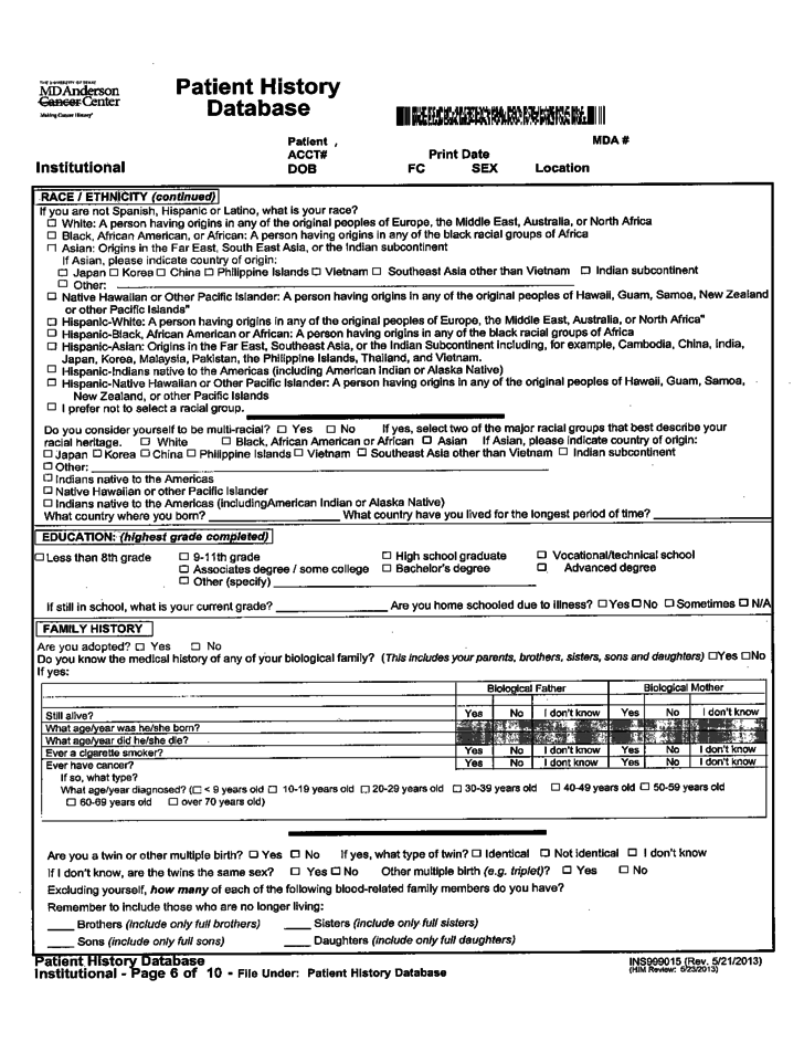 Cal South Registration Form Dea Certificate Examples Pictures To ...