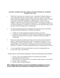 Durable Power of Attorney for Health Care Decisions - Iowa Free Download