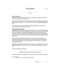 Medical Report Form - Hawaii Free Download