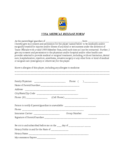 Medical Waiver Form - Virginia Free Download