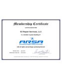 Example of Membership Certificate Free Download