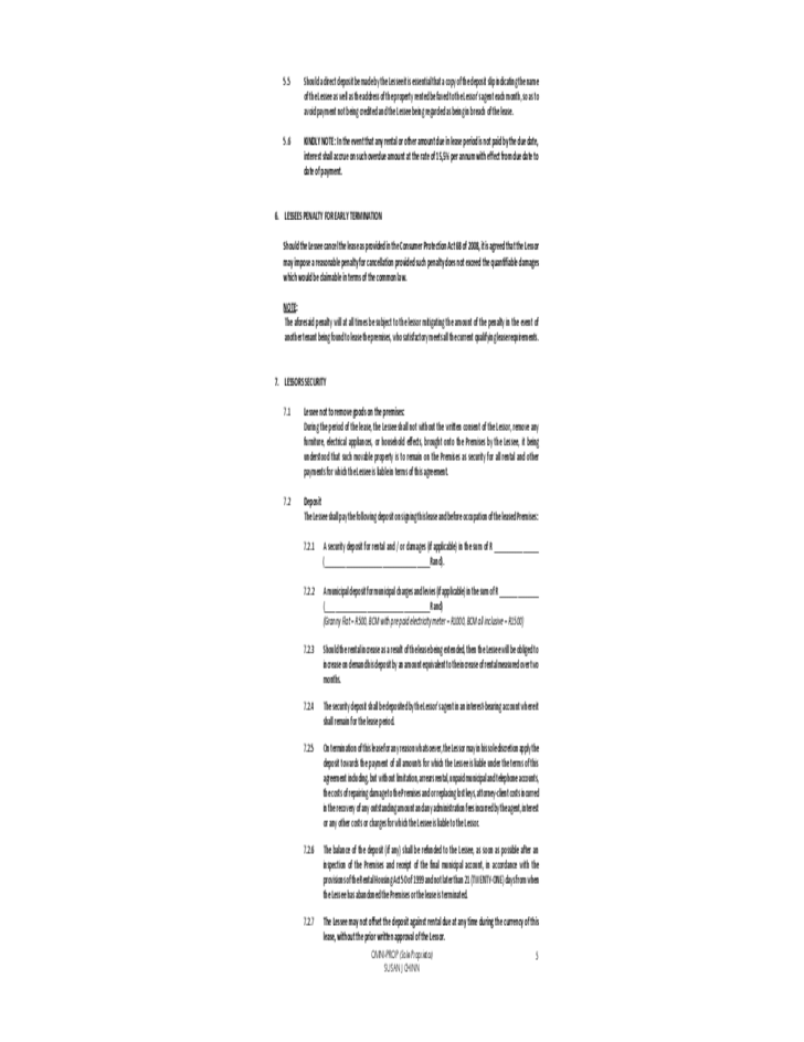 Memorandum Of Agreement Of Lease Gallery - Agreement Letter Format