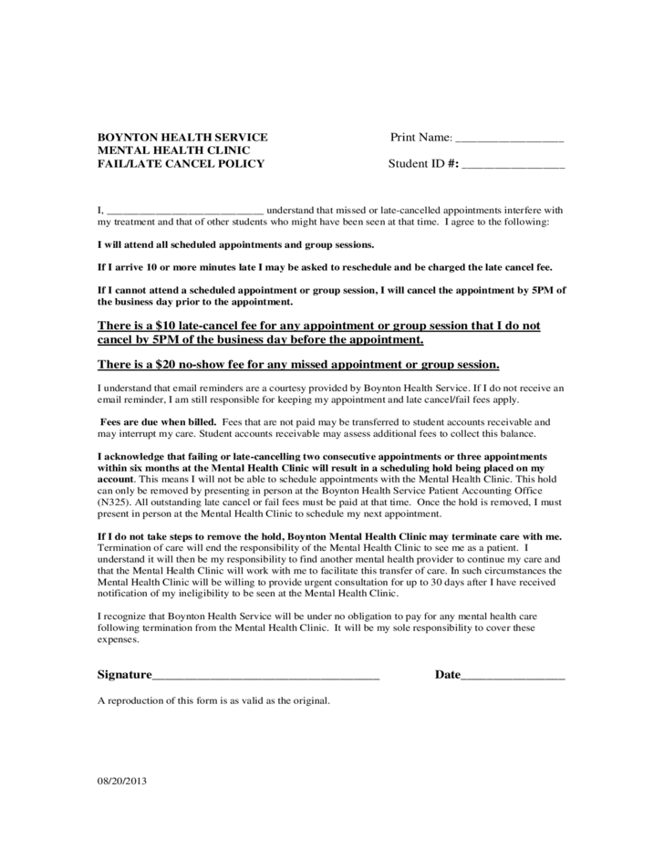 Mental Health Evaluation Form Minnesota Free Download