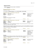 Example Message Pad Summary Free Download