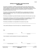 FL-940 Office of the Family Law Facilitator Disclosure Free Download